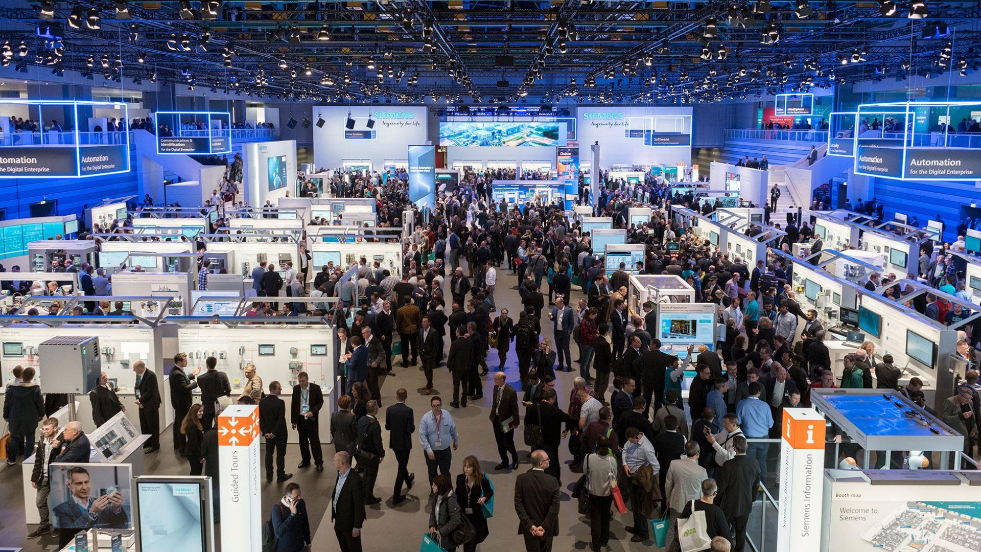 SPS IPC Drives 2018 | 迈信电气的纽伦堡之旅