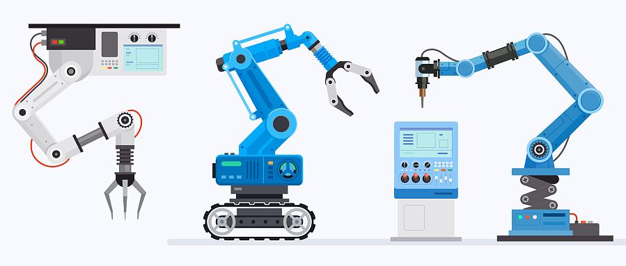 工业机器人到底有多少种手,你都知道吗?