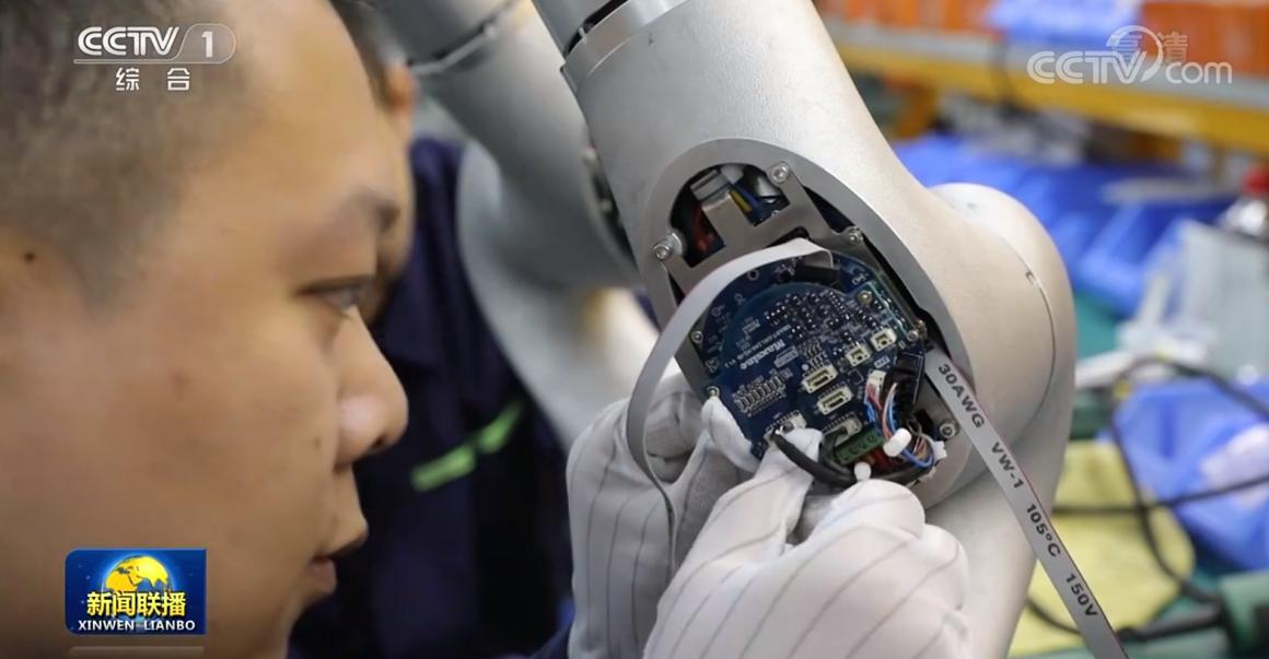 武汉迈信电气协作机器人专用伺服驱动器发展简史