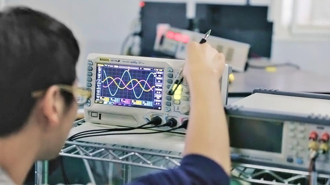 伺服电机测试流程分析